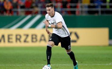 Германия загуби защитник за Евро 2020