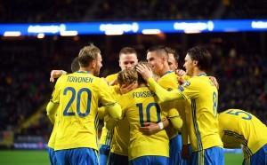 Швеция не остави шансове на Беларус в българската група