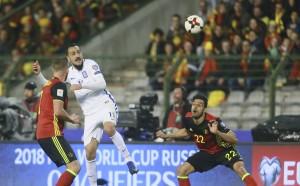 Белгия не успя да сломи храбрите гърци