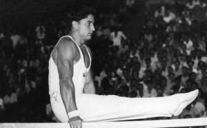 Почина първият ни олимпийски медалист по спортна гимнастика