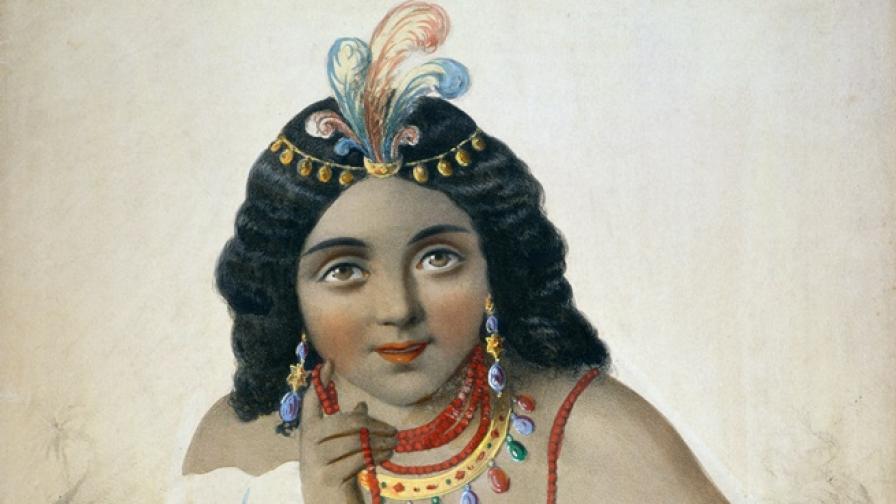 Митове за най-известната индианка в историята