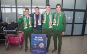 Юношески национален тим по футбол до 19 години<strong> източник: LAP.bg, Пламен Кодров</strong>