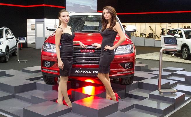 На софийският автомобилен салон през 2015 г. бе обявено лансирането на луксозния Haval.