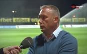 Треньорът на Ботев: Има и такива мачове с толкова пропуски