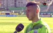 Играчът на мача Карачанаков: Бихме с воля и късмет