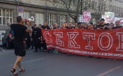 Огромни наказания за ЦСКА след мача с Лудогорец, затварят и сектор