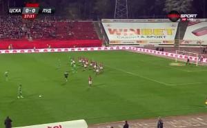 Моци изведе орлите напред срещу ЦСКА