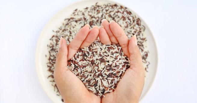 Оризът е основна храна за половината от населението на нашата