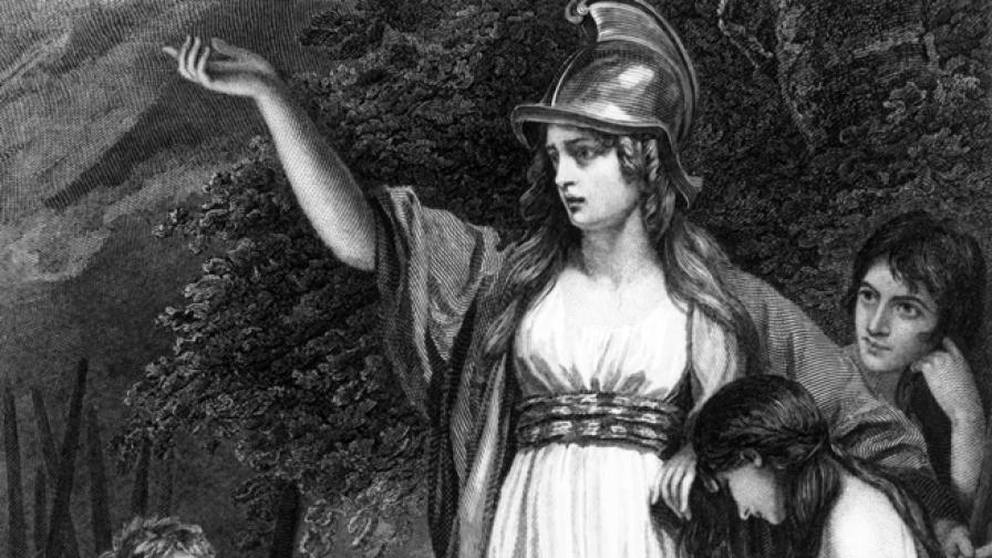 Будика - кралицата войн, отмъстила за унижението си