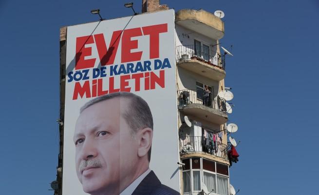 Турците у нас гласуват за референдума на Ердоган
