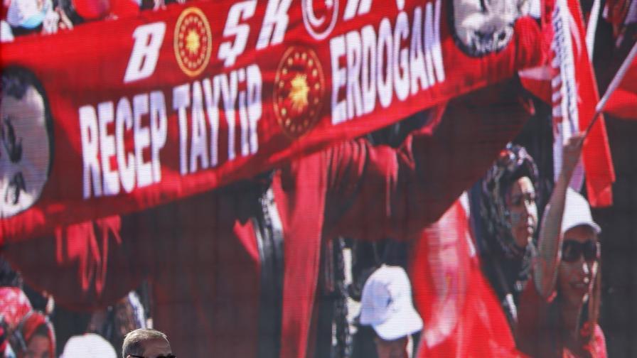 Турция иска да съди българин за критики към Ердоган