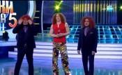 Ваня Джаферович като Люси Дяковска в