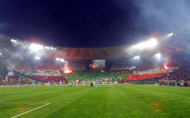 Стадио Олимпико<strong> източник: Gulliver/GettyImages</strong>