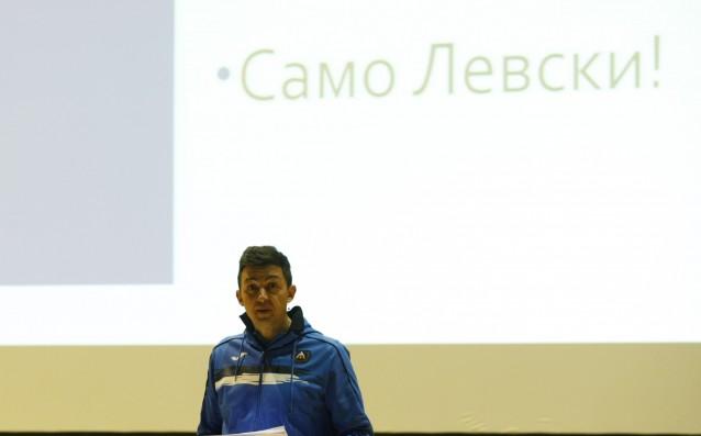 Красимир Иванов източник: LAP.bg, Илиян Телкеджиев