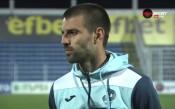 Диян Димов: Играхме под възможностите си