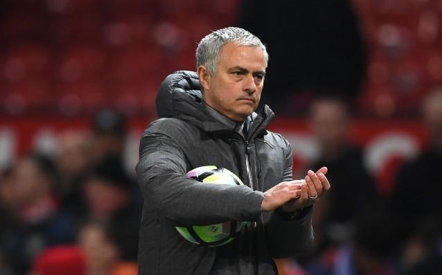 Жозе Моуриньо<strong> източник: Gulliver/Getty Images</strong>