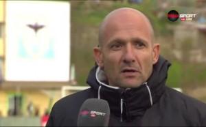 Радуканов: Футболистите са моите герои