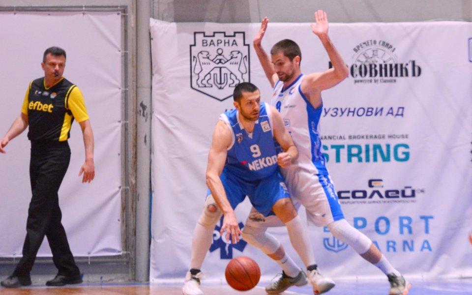 Ключов за плейофите успех на Черно море над Левски