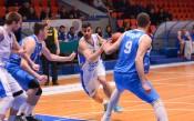 Черно море - Левски 84:80<strong> източник: lap.bg, Любомир Асенов</strong>