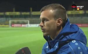 Андреас Васев подсилва лидера във Втора лига
