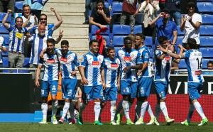 Еспаньол взе първи успех през новия сезон