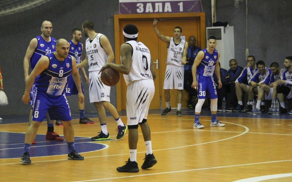 Ясен е първият роден участник в Балканската лига