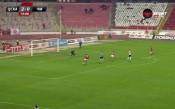 Черно море намали на ЦСКА със спорен гол