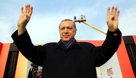 Ердоган превзема последните независими медии