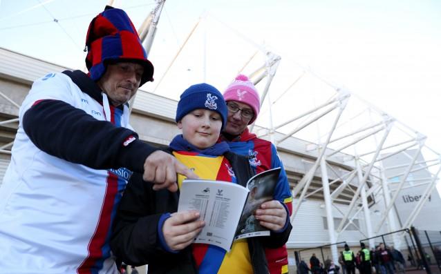 Футболни фенове от Англия източник: Gulliver/Getty Images