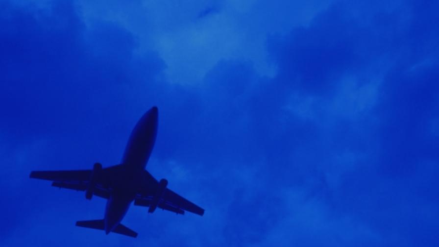 Пътници на самолет до Лондон под карантина