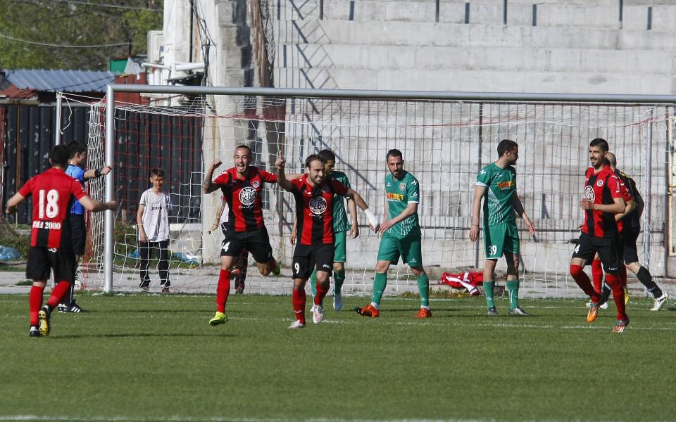 Четирима наказани след 16-ия кръг на Втора лига, Локо Сф с глоба