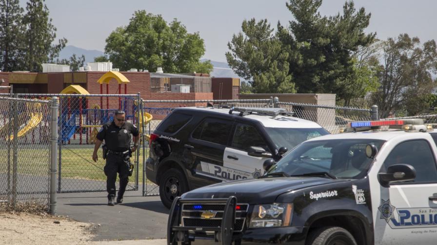 Нова стрелба в Сан Бернардино, този път в училище