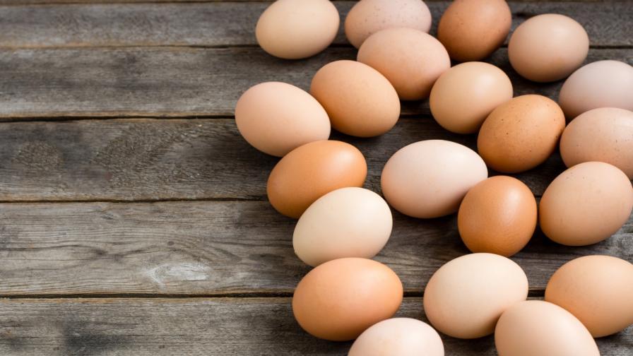 Половин тон яйчен прах с опасно вещество у нас