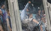 10 дни арест за предизвикалия боя сред агитката на Дунав