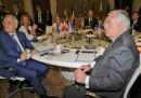 Срещата на Г-7 в Италия
