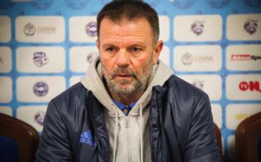 Младенов: В ЦСКА няма място за живуркане, това не е сиропиталище