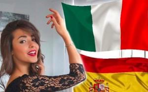 Испанкa e музата на Ювентус