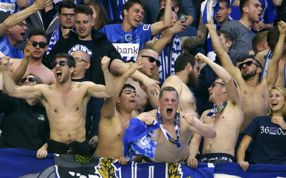 Генк се измъкна с Бешикташ в най-завързаната в Лига Европа