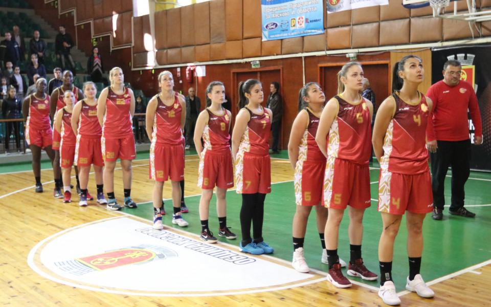 Шампионките от Хасково бият с 61 точки разлика