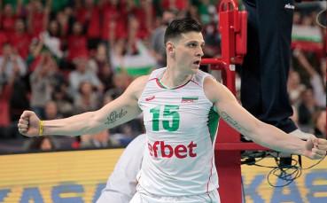 Алексиев поведе Олимпиакос към 1/4-финал с Нефтохимик