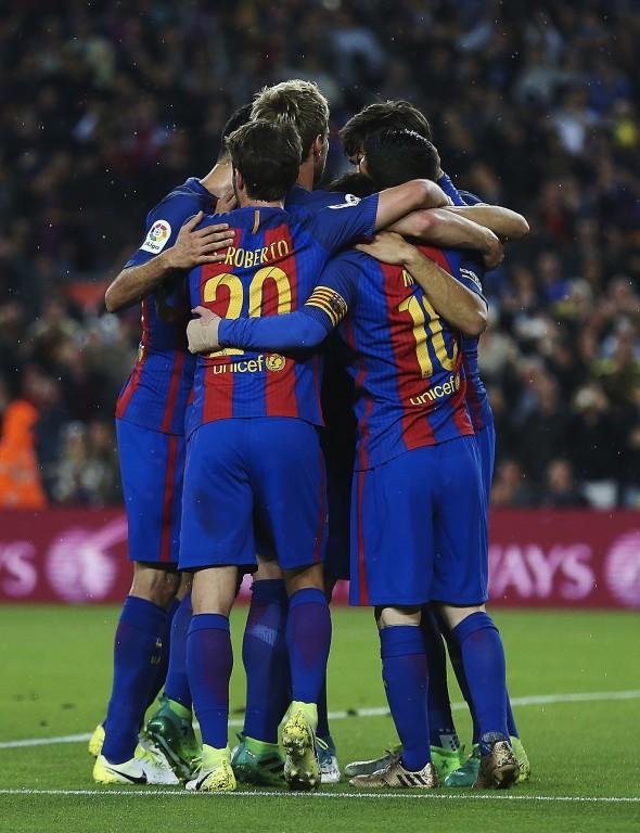 Барселона - Реал Сосиедад<strong> източник: БГНЕС</strong>