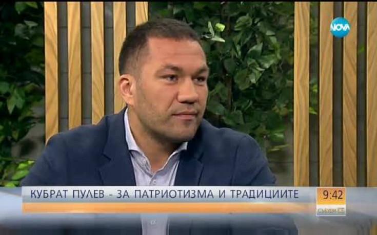 Патриот докрай: Кубрат за България и смисъла на всичко