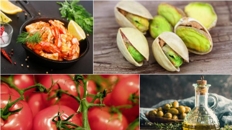 6 храни за зашеметяващ сексуален живот