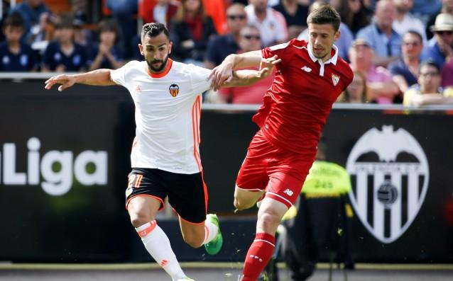 Валенсия - Севиля 0:0<strong> източник: БГНЕС</strong>