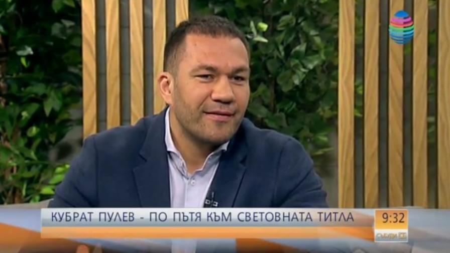 Пулев: Кевин Джонсън е неудобен боксьор с много опит