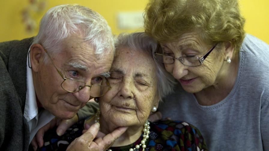 Ето ги най-старите хора в света