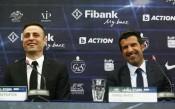 Повече от мач: Бербатов и Фиго със специално видео за своя мач