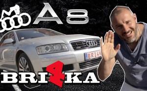 Audi A8 - Най-желаната лимузина в България