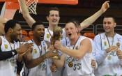 Златен дубъл за баскетболния Берое с триумф в Балканската лига
