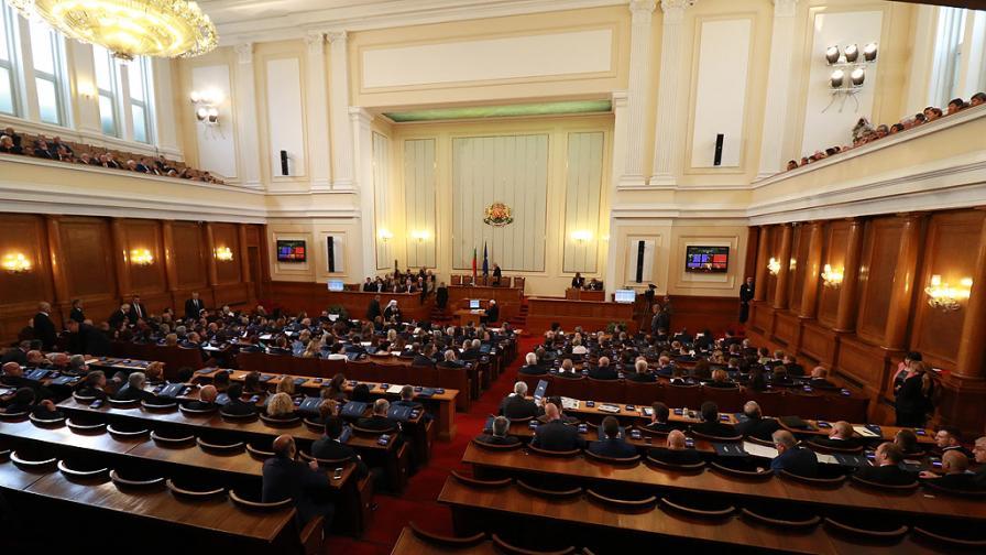 Стефан Данаилов разплака депутати, ветото не мина